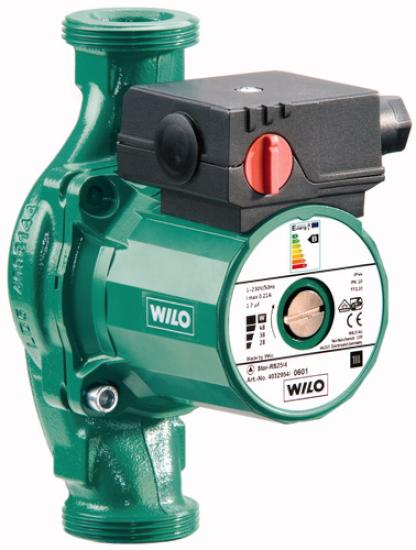 Wilo Star-RS 25-4